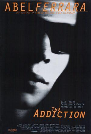 The Addiction -Abel Ferrara - poster