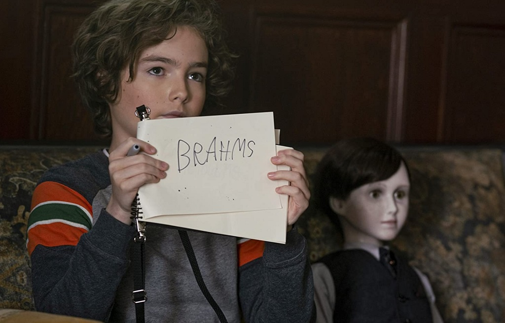 The Boy - La maledizione di Brahms film