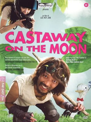 castaway on the moon film poster