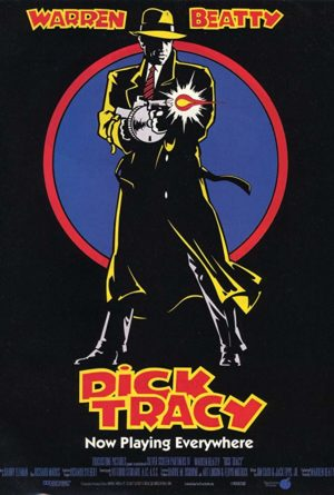 dick tracy film 1990 poster