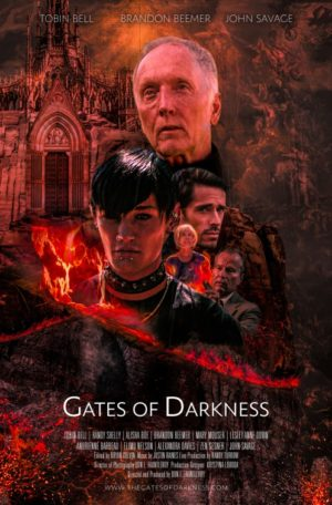 gates of darkness film 2020 poster