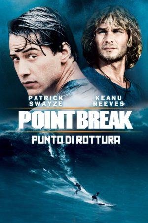 point break 1991 poster