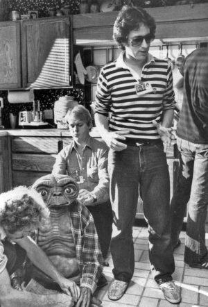 steven spielberg set et 1982