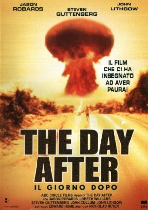 the day after il giorno dopo film poster 1983