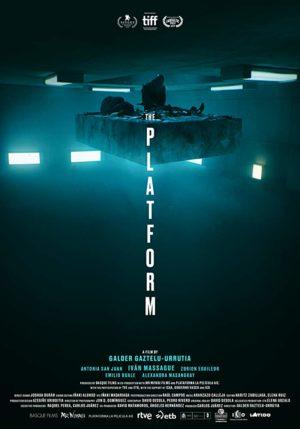 the platform el hojo film poster