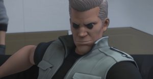 Ghost in the Shell SAC_2045 Batou