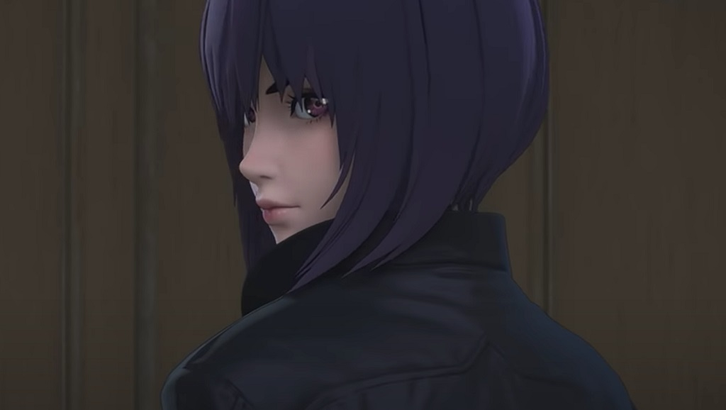 Ghost in the Shell SAC_2045 motoko
