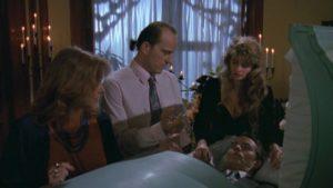Irene Miracle, Kathryn O'Reilly, Matt Roe e Jimmie F. Skaggs in Puppet Master (1989)