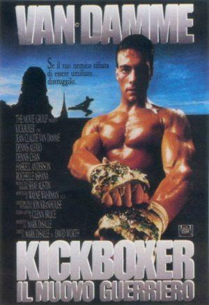 Kickboxer - Il nuovo guerriero film poster
