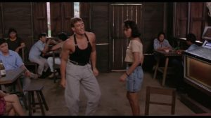 Kickboxer - Il nuovo guerriero jcvd danza