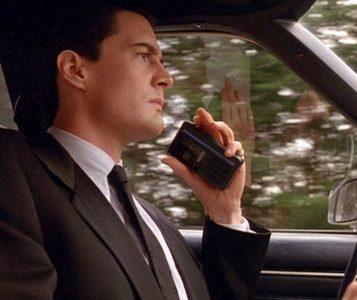 Kyle MacLachlan in Twin Peaks (1990) pilot