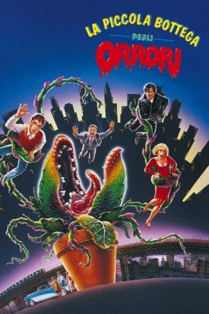 La piccola bottega degli orrori (1986) poster