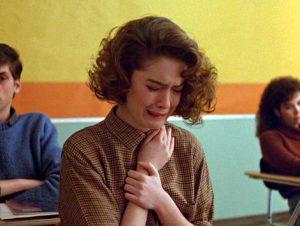 Lara Flynn Boyle in Twin Peaks (1990) pilot