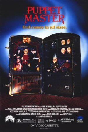 Puppet Master - Il burattinaiofilm 1989 poster