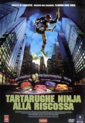 Tartarughe Ninja alla Riscossa film poster