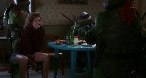 Tartarughe Ninja alla riscossa (1990) Judith Hoag