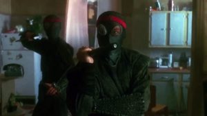 Tartarughe Ninja alla riscossa (1990) il piede