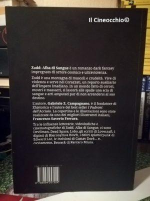 Zodd. Alba di sangue di Gabriele Campagnano (2)
