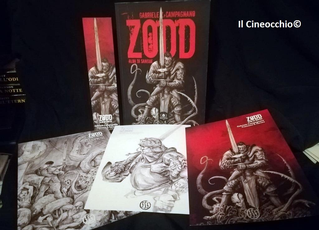 Zodd. Alba di sangue di Gabriele Campagnano