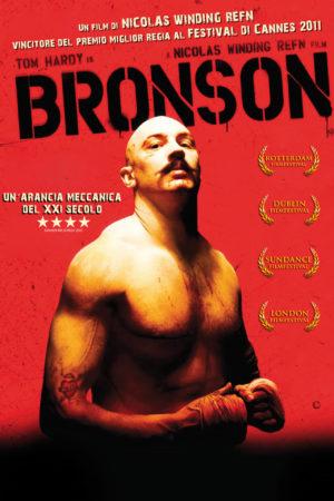 bronson film 2008 poster