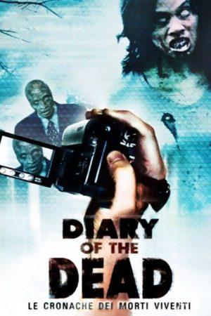 diary of the dead - le cronache dei morti viventi poster