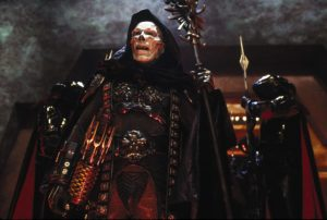 dominatori dell'universo film langella skeletor