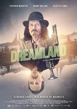 dreamland film poster 2019