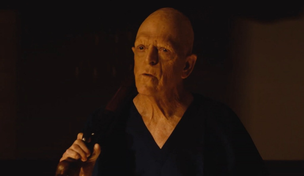 impact event film 2020 Michael Berryman