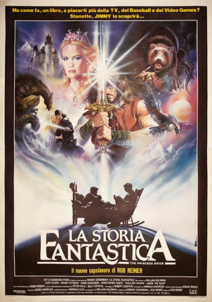 la storia fantastica film poster