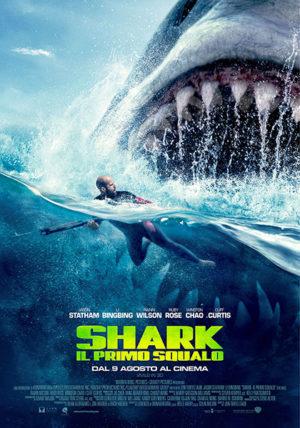 locandina shark il primo squalo