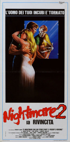 nightmare 2 rivicita film poster