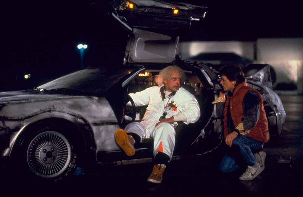 ritorno al futuro film 1985