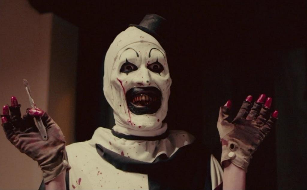 terrifier film horror 2016