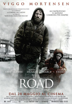 the road film locandina