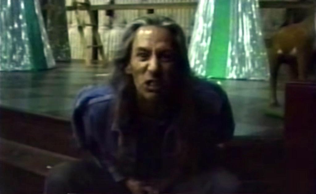 twin peaks 1991 backstage silva