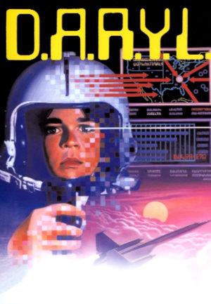 D.A.R.Y.L. film poster 1985