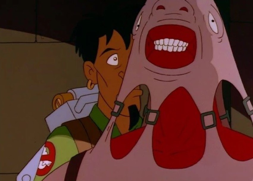 Extreme Ghostbusters Hellraiser - 1