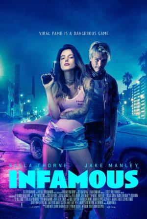 Infamous film poster 2020 bella