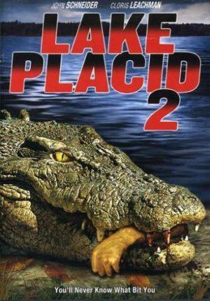 Lake placid 2 - Il terrore continua (2007) poster