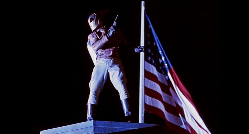 Le avventure di Rocketeer film 1991