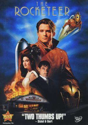 Le avventure di Rocketeer film poster