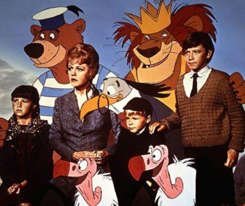 Pomi d'ottone e manici di scopa (1971) lansbury film