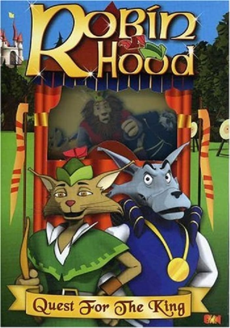 robin hood quest for the king  il cineocchio