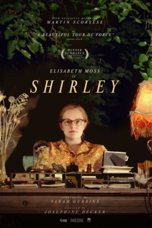 Shirley film poster 2020