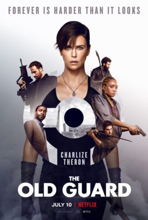 The Old Guard film netflix poster
