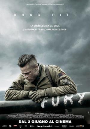 fury film 2014 locandina