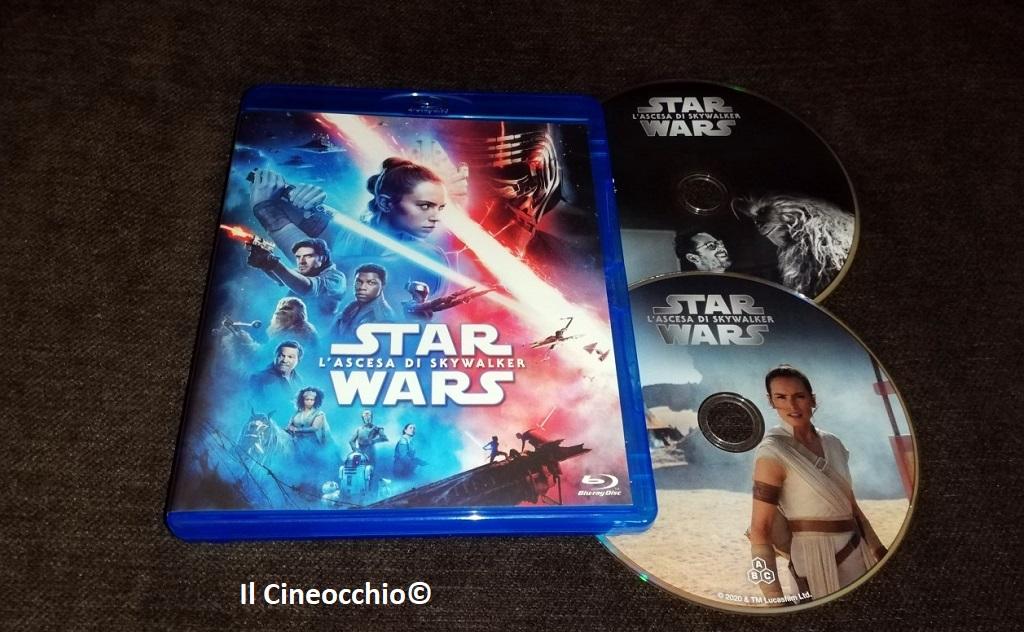 l'ascesa di Skywalker blu-ray ita