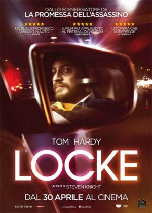 locke film locandina 2014