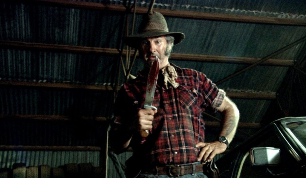 mick taylor film wolf creek 2005