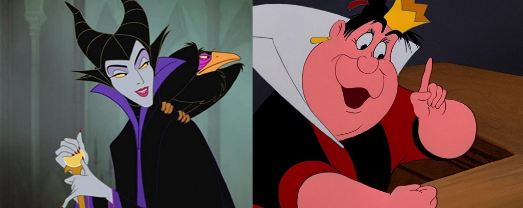 regine disney alice malefica